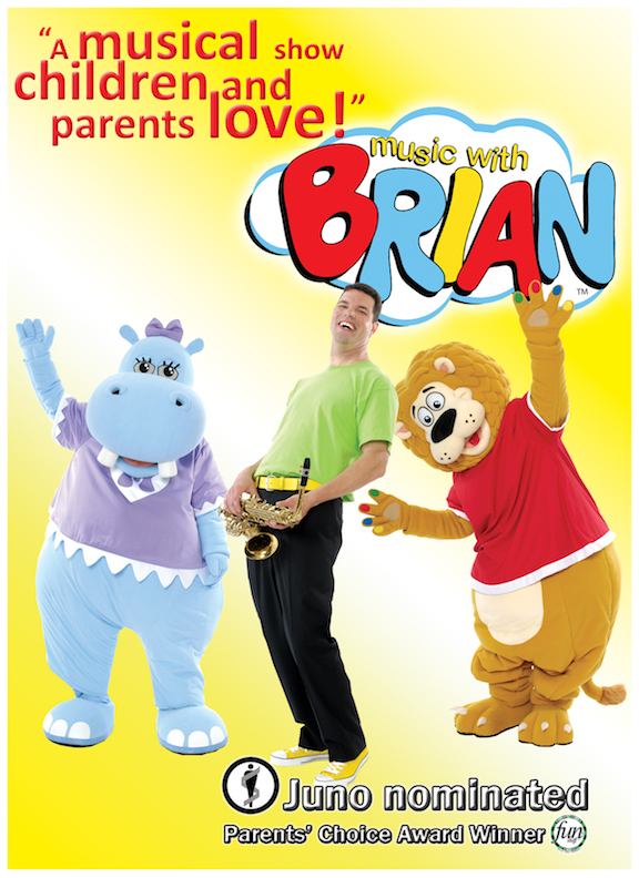 Music with BRIAN