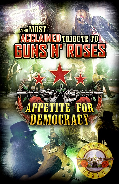 Appetite for Democracy Poster